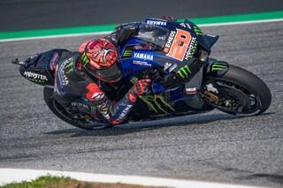 MotoGP, prove libere GP Gran Bretagna: Quartararo vola a Silverstone. Valentino Rossi in top-10