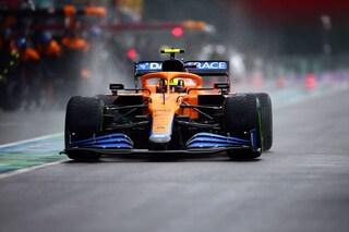 Cambia la griglia di partenza del GP Belgio di F1: penalità per Norris, sorride la Ferrari