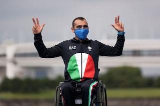 """Achenza bronzo nel triathlon alle Paralimpiadi: """"Grazie ad Alex Zanardi, ho usato le sue ruote"""""""