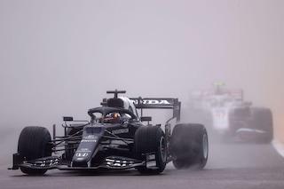 Perché al GP del Belgio sono stati assegnati punti ai piloti se la gara non s'è mai corsa