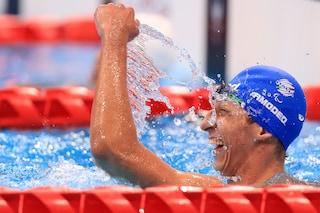 L'Italia brilla anche nel nuoto alle Paralimpiadi: argento per Amodeo e bronzo per Xenia Palazzo
