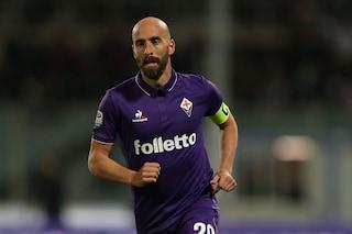 Dura solo due mesi il ritiro dal calcio di Borja Valero, torna a giocare in Promozione a Firenze