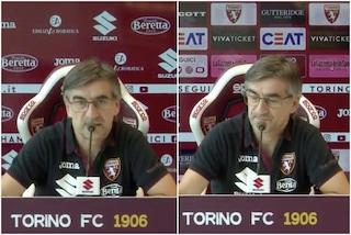 """Juric è una furia contro il mercato del Torino: """"Clima di austerity, non ne ero a conoscenza"""""""