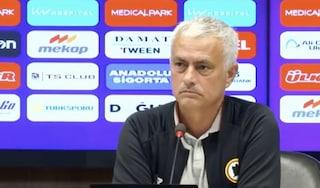 """Mourinho: """"Trabzonspor-Roma sembra un match di Champions League"""""""