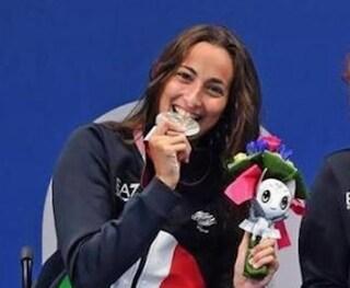 Giulia Terzi d'argento e 20a medaglia per l'Italia alle Paralimpiadi di Tokyo