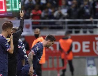 """Il protagonista a sorpresa nel debutto di Messi al Psg: """"Nessuno mi ha mai applaudito così"""""""
