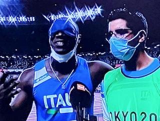 """Oney Tapia bronzo alle Paralimpiadi e show in TV: """"Ragazzi credeteci, uno su mille ce la fa"""""""