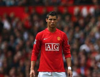"""Cristiano Ronaldo si lascia andare, lettera d'amore allo United e una dedica: """"Questo è per te"""""""