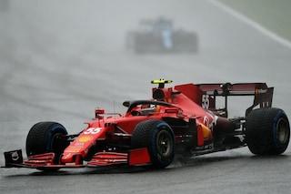 """L'onestà di Sainz dopo il caso del Gp in Belgio: """"Ingiusto dare punti per una gara mai corsa"""""""