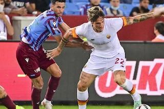 Roma-Trabzonspor 3-0 Risultato finale Conference League 2021-2022, gol di Cristante, Zaniolo, El Shaarawy