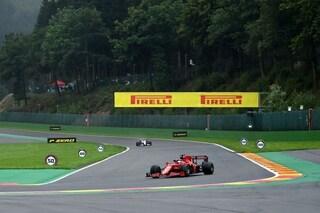 Formula 1 GP Belgio 2021: vince Verstappen, risultati e classifica con ordine di arrivo