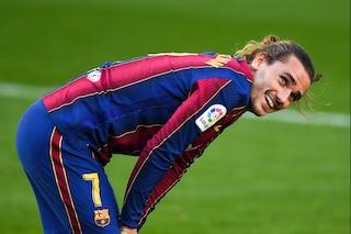 Griezmann torna all'Atletico Madrid, il Barça lo cede in prestito dopo averlo pagato 120 milioni