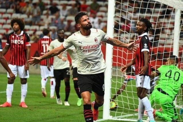 """""""Al Milan e non all'Inter? Lo ha voluto Dio"""": Giroud svela la sua scelta"""