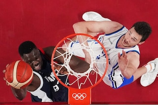 Italbasket eroica, impresa sfiorata contro la Francia: azzurri fuori dalle Olimpiadi