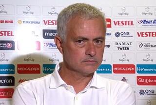 """La Roma vince col Trabzonspor, Mourinho soddisfatto con riserva: """"Mi manca qualcosa"""""""
