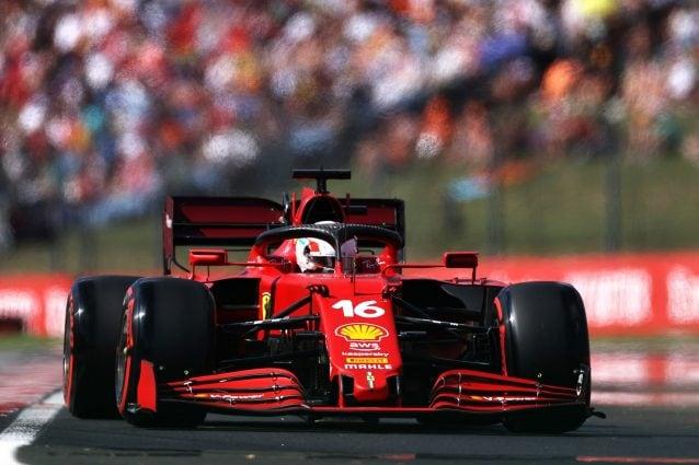 F1 diretta GP Ungheria, LIVE: Ocon al comando, Sainz è terzo davanti a Hamilton