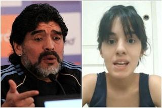 """""""Tuo padre biologico è Diego Armando Maradona"""": ora c'è il risultato del test del DNA"""
