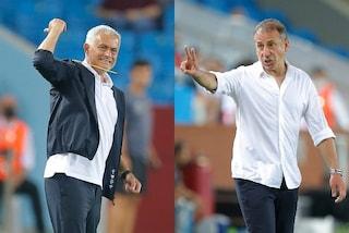 """""""Il nostro portiere non ha fatto una parata"""": la Roma non ha meritato di vincere per il Trabzonspor"""