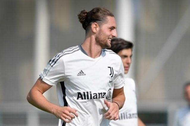 Lesione muscolare per Rabiot: emergenza Juventus a centrocampo per la 1ª giornata di Serie A