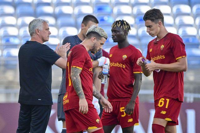 La Roma affronterà la vincente di Trabzonspor-Molde nel playoff di Conference League: il sorteggio