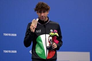 Argento e bronzo, il nuoto Azzurro sbanca alle Paralimpiadi: 2 medaglie per l'Italia