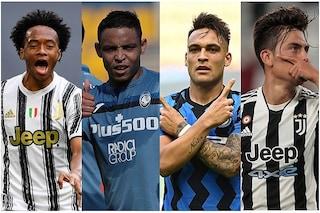 Inter, Juve, Atalanta senza i sudamericani in Serie A e in Champions: la colpa è della FIFA