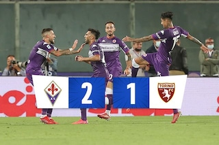 Fiorentina, missione compiuta: 2-1 al Torino con Gonzalez e Vlahovic