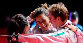 Bebe Vio, Mogos e Trigilia argento nel fioretto a squadre: Cina troppo forte in finale