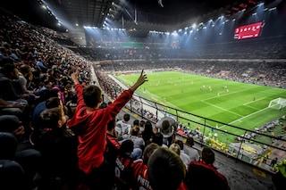 Il Milan accontenta i tifosi: dimezzati i prezzi dei biglietti Champions, la Curva sorride