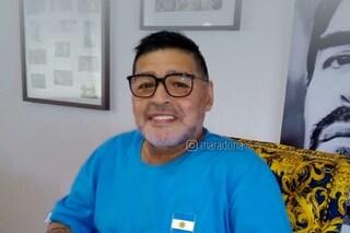 Il profilo Instagram di Maradona viene ripulito: persone cancellate e foto sparite