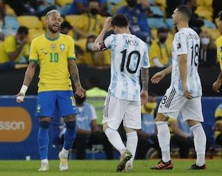 Brasile-Argentina dove vederla in diretta TV su Como TV: canale, orario, streaming e formazioni