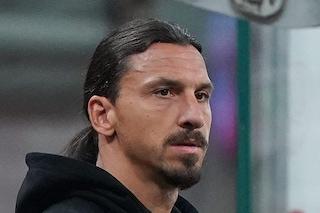 Ibrahimovic non convocato per Liverpool-Milan: ha un problema al tendine d'Achille