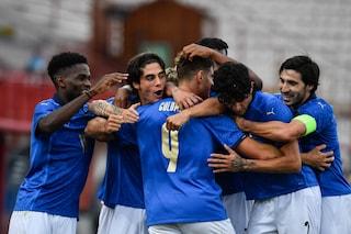 L'Italia U21 piazza anche la seconda vittoria: 1-0 al Montenegro nella corsa verso Euro 2023