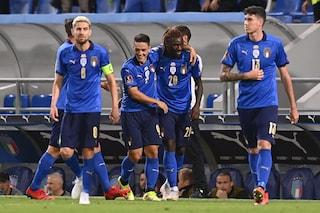 Italia in fuga, si ferma la Svizzera: la classifica del girone di qualificazioni mondiali