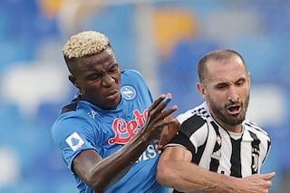 Juventus a -10 dal Napoli in classifica, non succedeva da 10 anni: ora non può più sbagliare