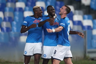 Calcio in TV, le partite di Serie A stasera: Udinese-Napoli su Sky