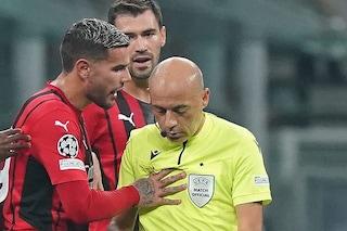 L'UEFA dà ragione al Milan sul rigore concesso all'Atletico Madrid: arrivano provvedimenti