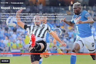 Nuovi problemi per DAZN: blackout sul gol di Koulibaly, esplode la protesta dopo Napoli-Juve