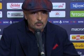 """""""Gli arbitri decidono le gare, così non va bene"""": lo sfogo di Mihajlovic dopo Bologna-Genoa"""