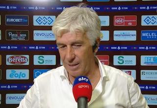 """Gasperini elogia la Salernitana ma ammette: """"Atalanta stanca dopo così tante partite"""""""