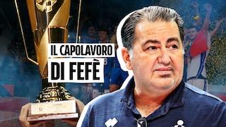 """Fefè De Giorgi a Fanpage: """"Noi agli Europei come l'Italia di Mancini, siamo un caso di studio"""""""