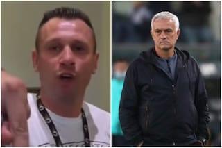 "Cassano stronca Mourinho e la sua Roma: ""Deve ancora capire se vuole essere Zeman o Castori"""