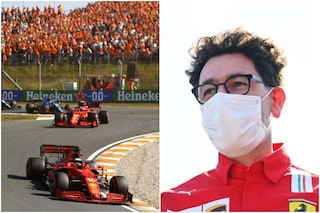 Ferrari doppiata e contenta a Zandvoort: la Rossa torna terza forza del Mondiale F1