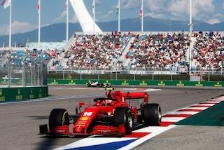 Formula 1 2021, gli orari TV su TV8 e Sky del GP Russia a Sochi