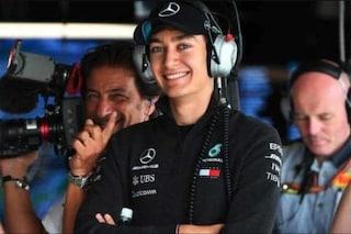 """George Russell in Mercedes dal 2022, è ufficiale: """"Può solo crescere al fianco di Hamilton"""""""