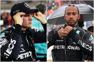 """Russell lancia già la sfida ad Hamilton: """"Non vengo in Mercedes a fare il secondo pilota"""""""