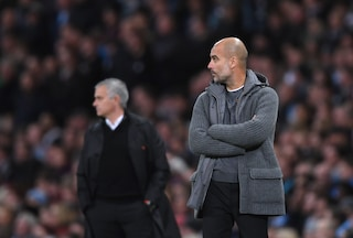 """Guardiola stravolto da Mourinho: """"Lo ha sfinito, pressione enorme"""""""
