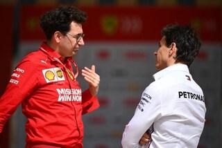"""La strana alleanza tra Ferrari e Mercedes vuole stravolgere la Formula 1: """"Bisogna essere realisti"""""""