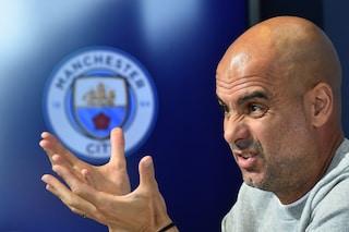 """Da una frase di Guardiola esplode il caso, tifosi del City furiosi: """"Ma io non mi scuso"""""""