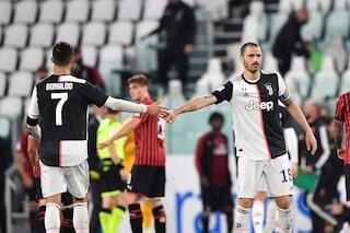"""""""Con Ronaldo ci siamo persi"""", Bonucci svela il segreto mai confessato della Juventus"""